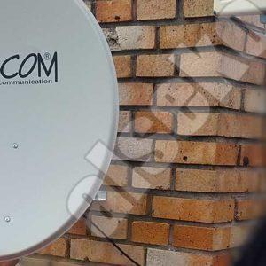 satelit komin